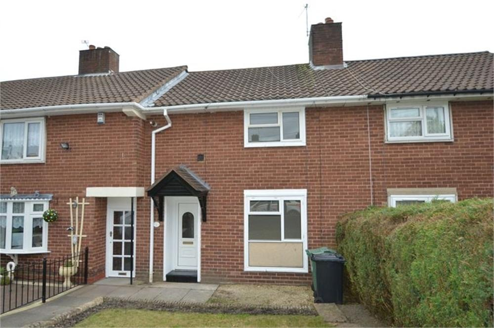2 Bedrooms Terraced House for sale in Priors Mill, Upper Gornal, Dudley, West Midlands