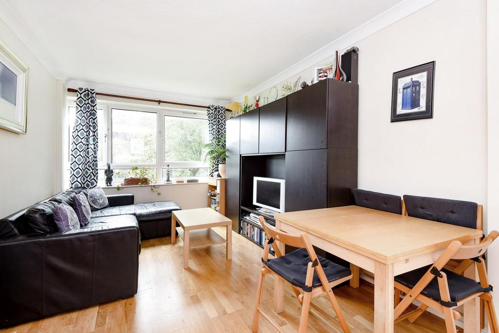 2 Bedrooms Flat for sale in Whitlock Drive, Southfields