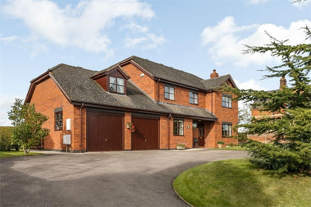 6 Bedrooms Detached House for sale in Marden, Herefordshire
