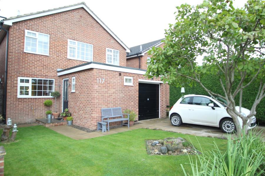 3 Bedrooms Detached House for sale in PRINCE RUPERT DRIVE, TOCKWITH, YORK, YO26 7PT