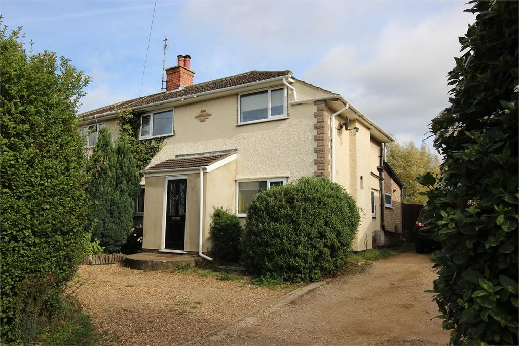 3 Bedrooms Semi Detached House for sale in Station Road, Langford, Bedfordshire