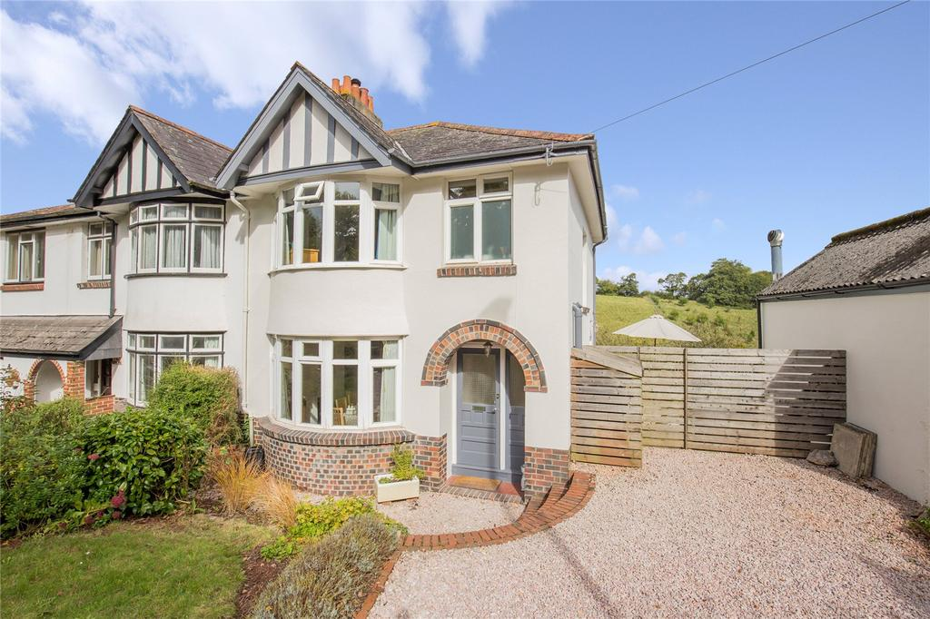3 Bedrooms Semi Detached House for sale in Follaton, Plymouth Road, Totnes, TQ9