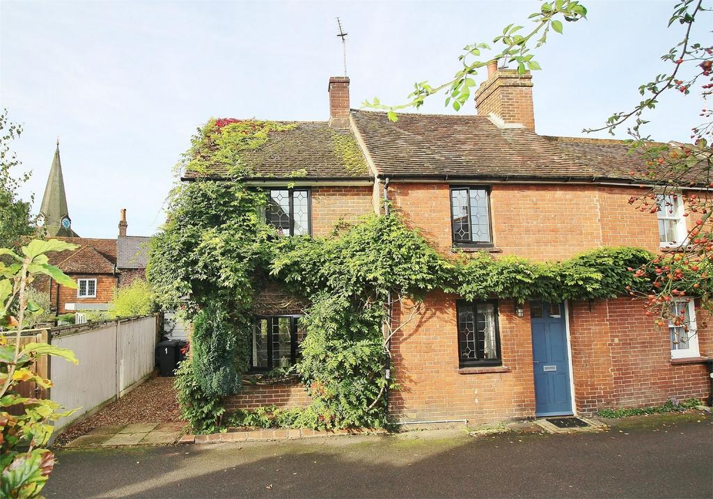 2 Bedrooms End Of Terrace House for sale in 1 Puddingcake Lane, Uckfield, East Sussex