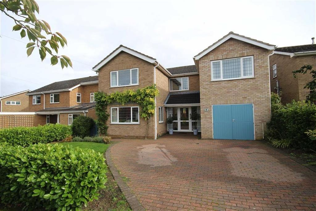 4 Bedrooms Detached House for sale in Cherry Tree Lane, Nettleham, Lincoln, Lincolnshire