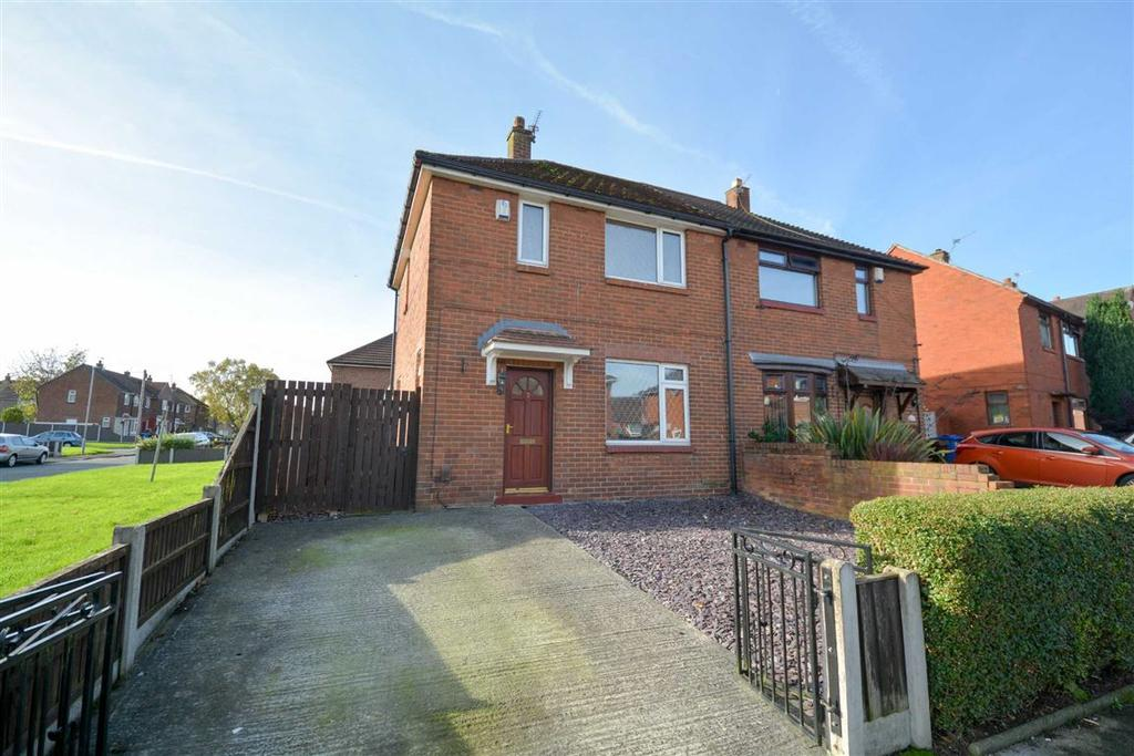 2 Bedrooms Semi Detached House for sale in Dickens Place, Worsley Mesnes, Wigan, WN3