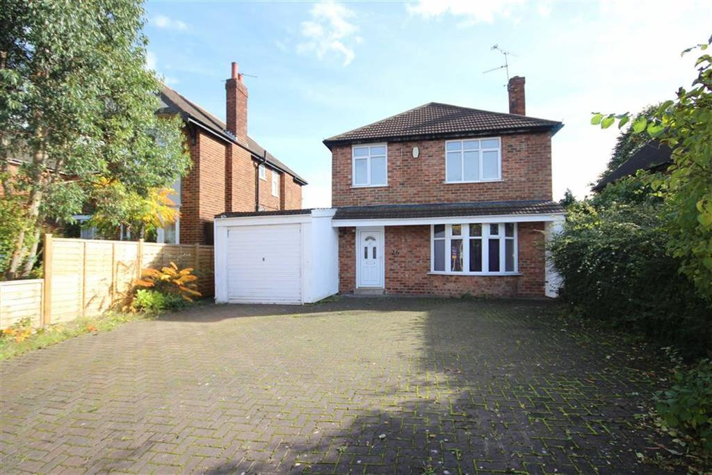 3 Bedrooms Detached House for sale in Yarborough Crescent, Lincoln, Lincolnshire