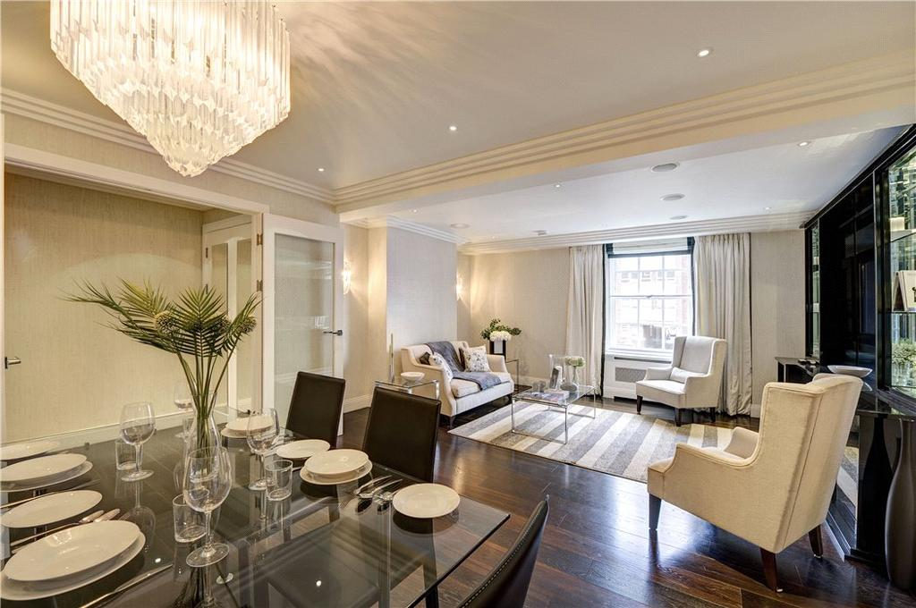 3 Bedrooms Flat for sale in Manor Apartments, 40-42 Abbey Road, St John's Wood, London, NW8