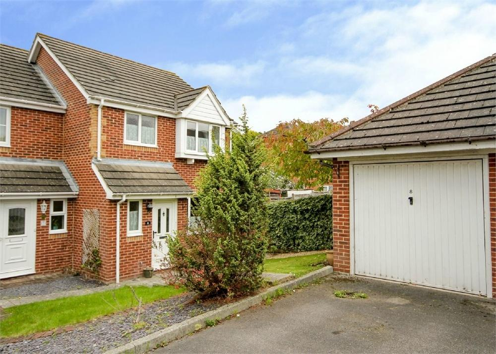 3 Bedrooms End Of Terrace House for sale in Munday Court, Binfield, Berkshire