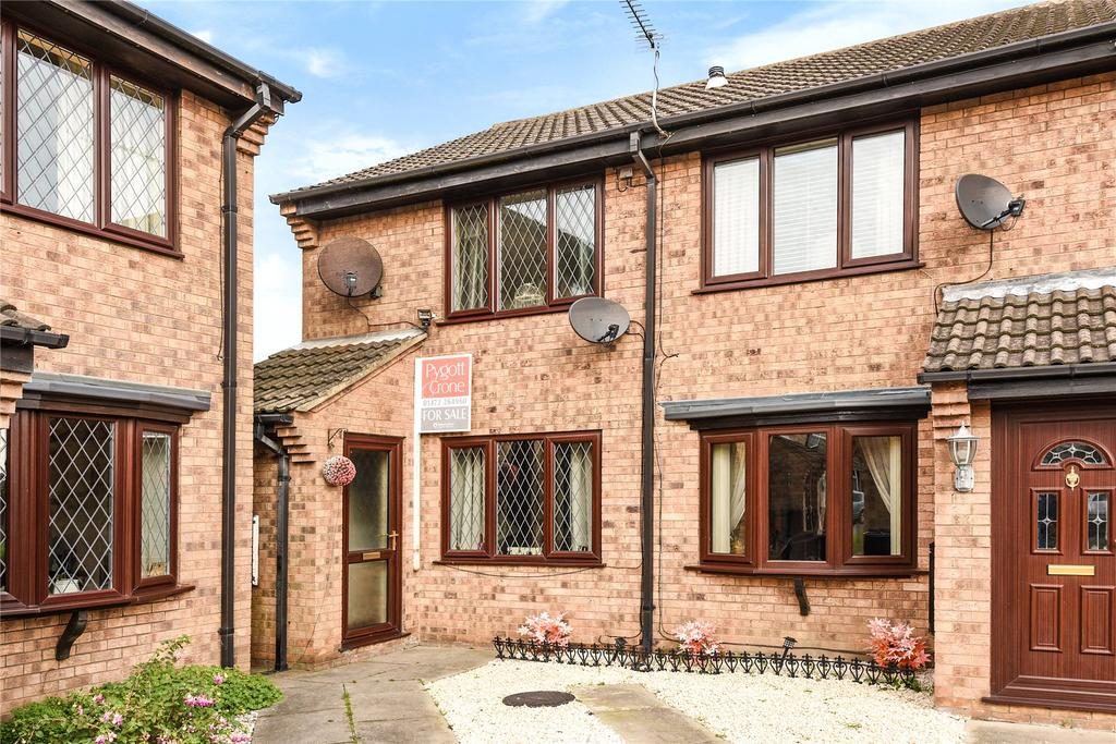 2 Bedrooms End Of Terrace House for sale in Castle Court, Castle Street, DN32