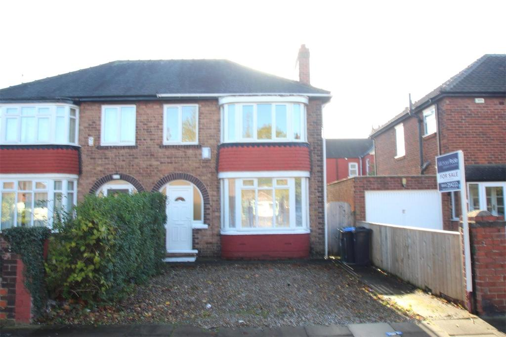 3 Bedrooms Semi Detached House for sale in Sycamore Road, Linthorpe