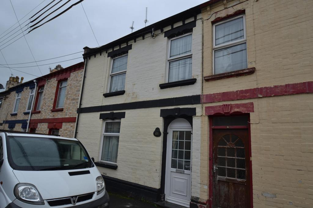 4 Bedrooms Terraced House for sale in Victoria Street, Barnstaple