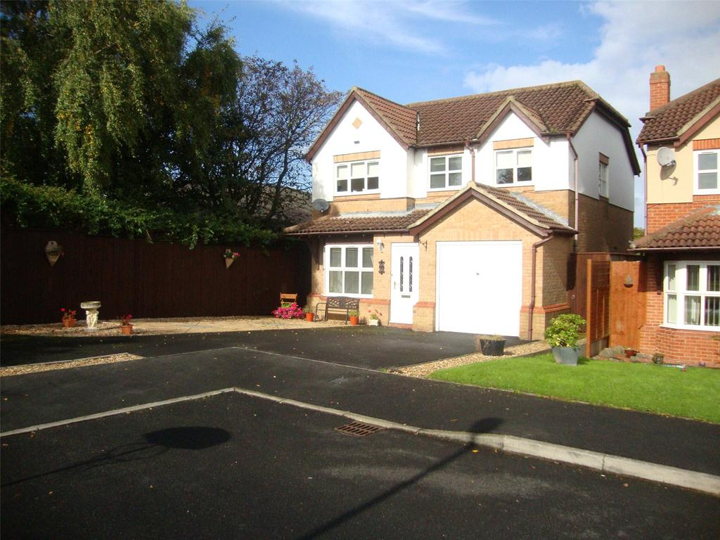 4 Bedrooms Detached House for sale in Greenside Close, Fishburn