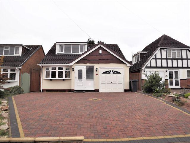3 Bedrooms Bungalow for sale in Dunchurch Crescent,Sutton Coldfield,West Midlands