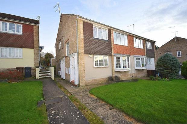 2 Bedrooms Maisonette Flat for sale in Spinney Hill Road, Spinney Hill, Northampton, NN3