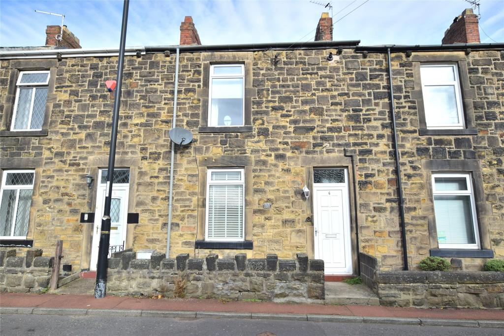 2 Bedrooms Terraced House for sale in Springwell Village