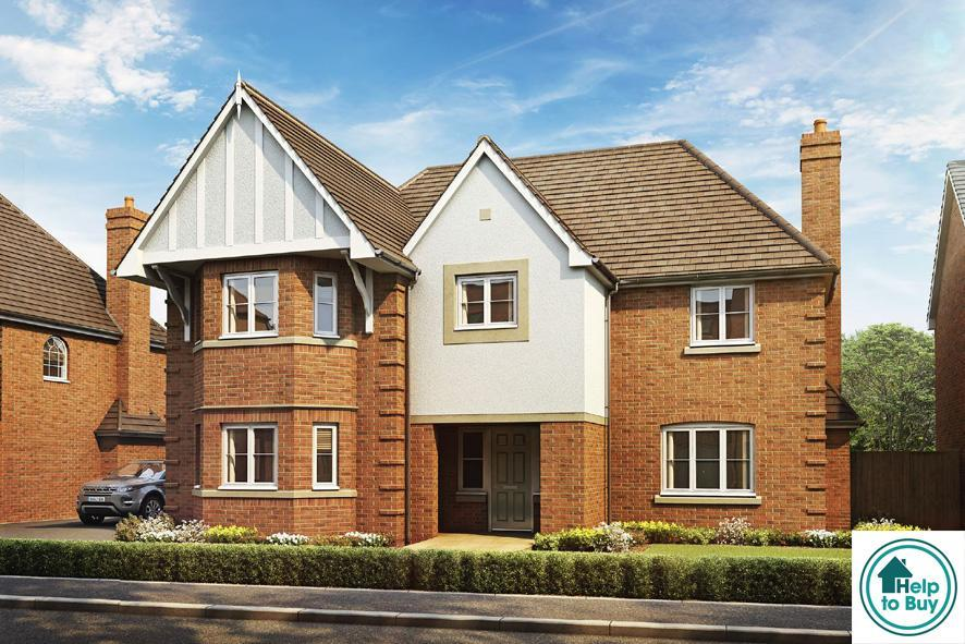 5 Bedrooms Detached House for sale in The Fieldings, Blacksmiths Lane, Lower Moor, Pershore, WR10