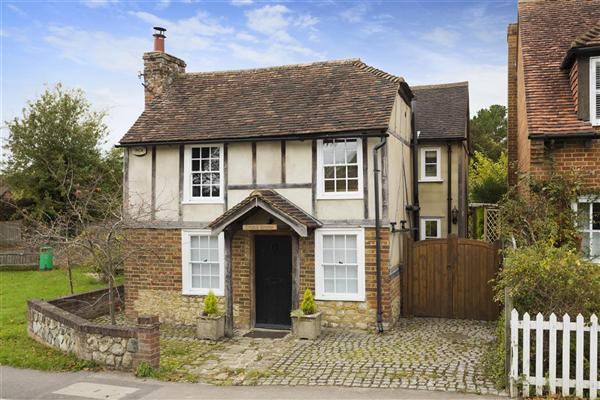 3 Bedrooms Detached House for sale in Tanyard Cottage, 83 Eyhorne Street, Hollingbourne