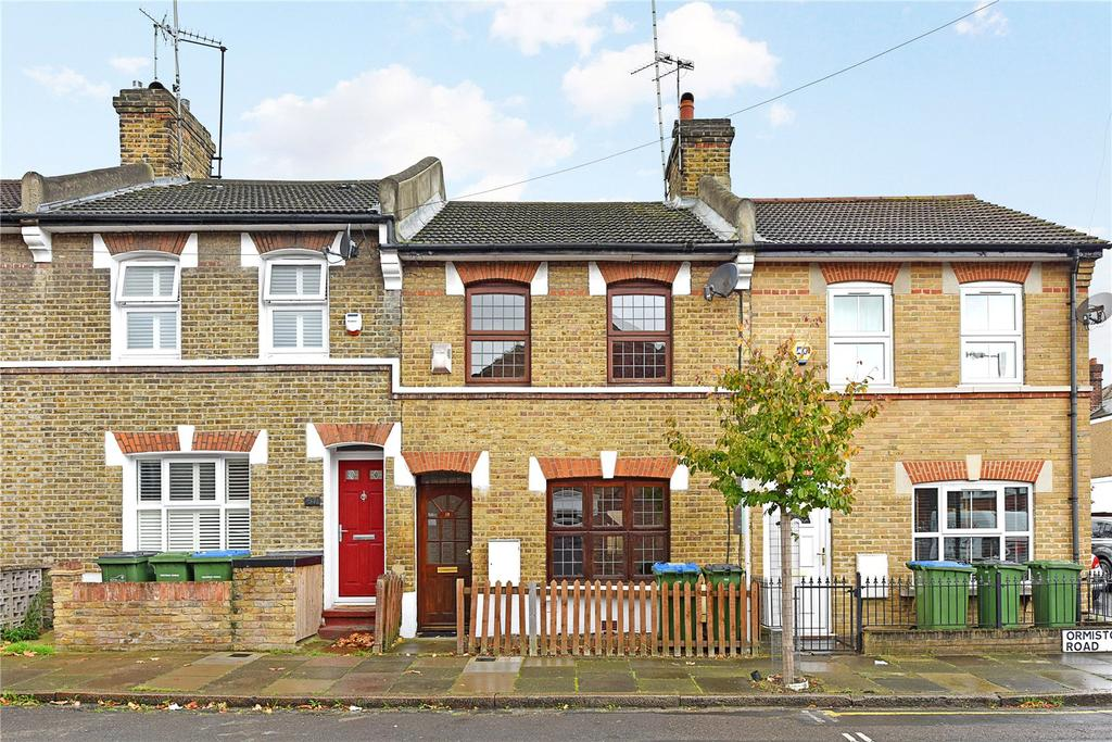2 Bedrooms Terraced House for sale in Ormiston Road, London