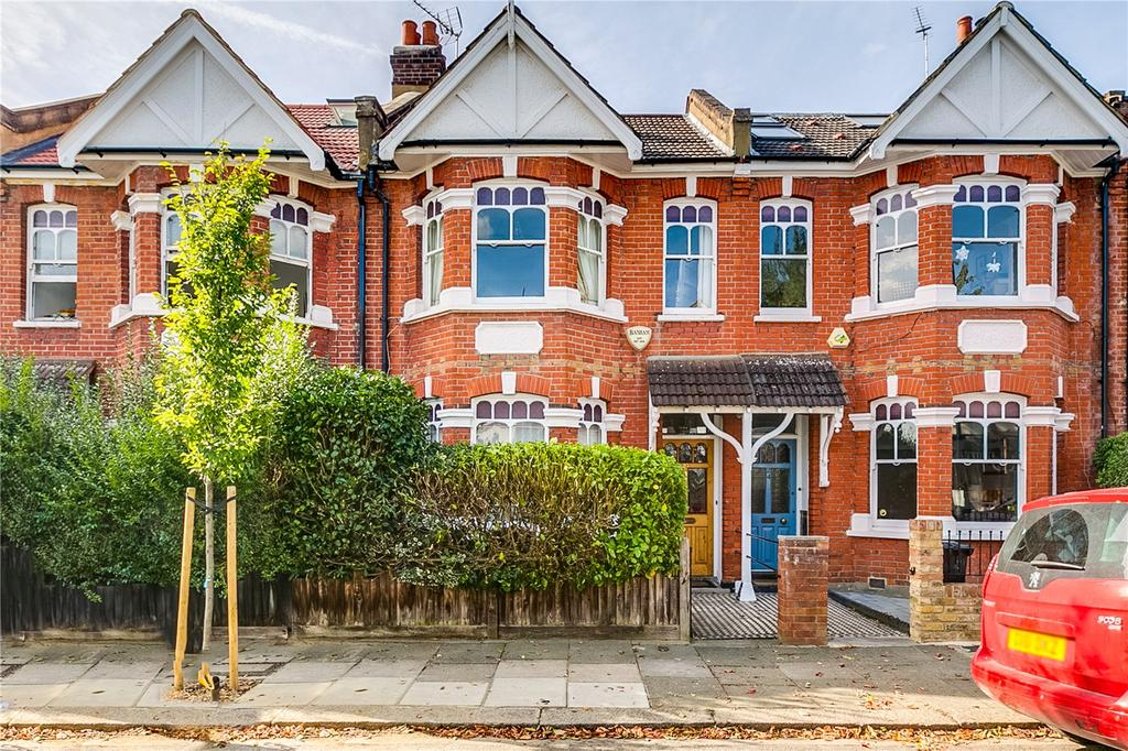 3 Bedrooms Terraced House for sale in Kingscote Road, Chiswick, London