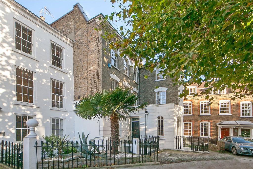 2 Bedrooms Flat for sale in Colebrooke Row, Islington, London