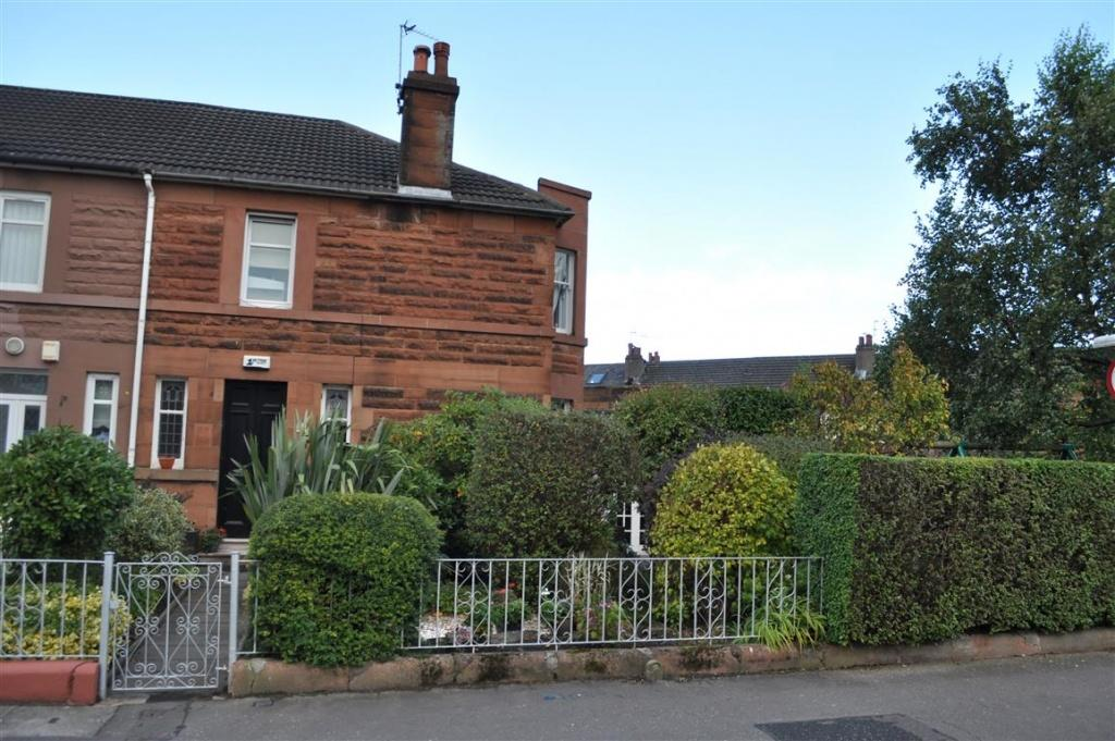 3 Bedrooms End Of Terrace House for sale in 34 Titwood Road, Strathbungo, G41 2DG