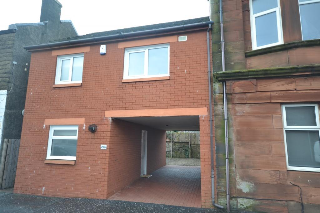 2 Bedrooms Villa House for sale in 29A Barassie Street, Troon, KA10 6LX