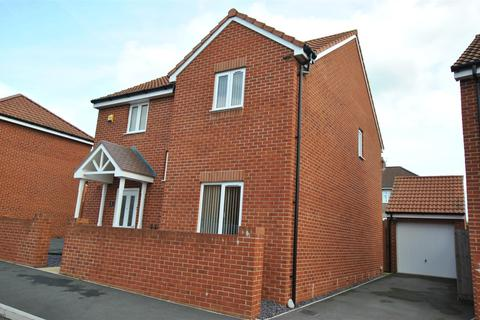 4 bedroom detached house for sale - John Hall Close, Hengrove