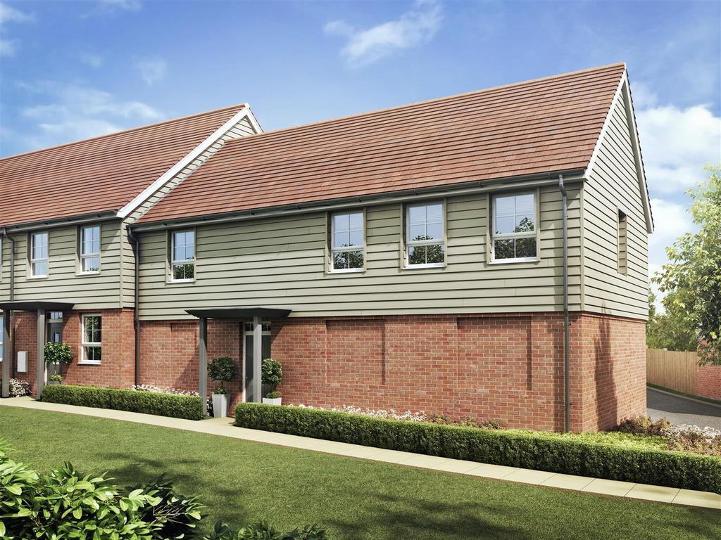 1 Bedroom Flat for sale in Oakhurst Place, Bexhill-On-Sea