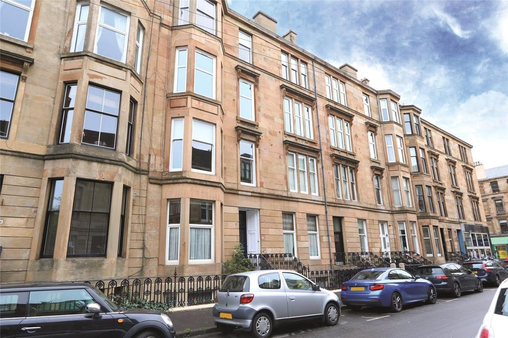 4 Bedrooms Apartment Flat for sale in 2/2, Roxburgh Street, Dowanhill, Glasgow