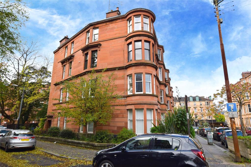 2 Bedrooms Apartment Flat for sale in 3/1, Montague Street, Woodlands, Glasgow