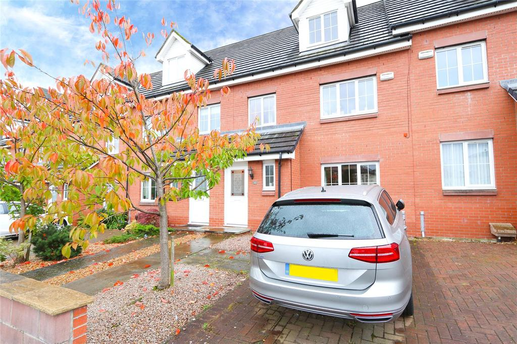 5 Bedrooms Terraced House for sale in Birchfield Drive, Scotstoun, Glasgow