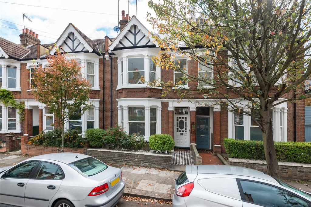2 Bedrooms Maisonette Flat for sale in Nascot Street, London, W12