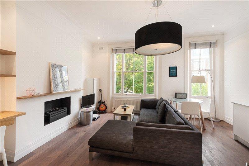 1 Bedroom Flat for sale in Kempsford Gardens, London, SW5