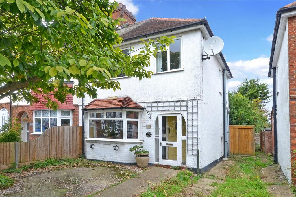 3 Bedrooms End Of Terrace House for sale in Frederick Road, Cheam, Sutton, SM1
