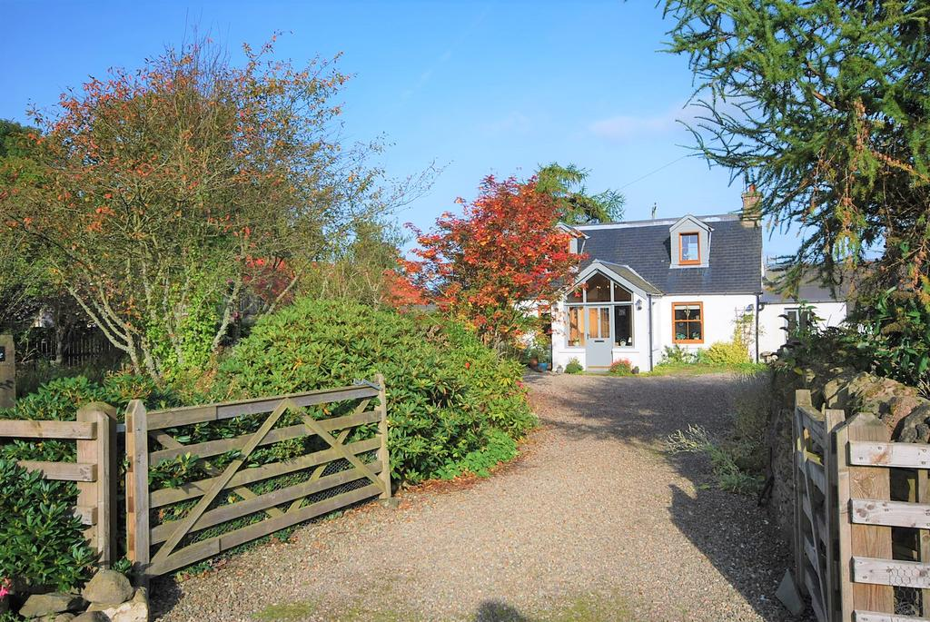 5 Bedrooms Cottage House for sale in Clathy, Crieff PH7