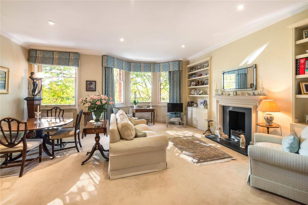 1 Bedroom Flat for sale in Augustus Court, 21-23 Tite Street, London