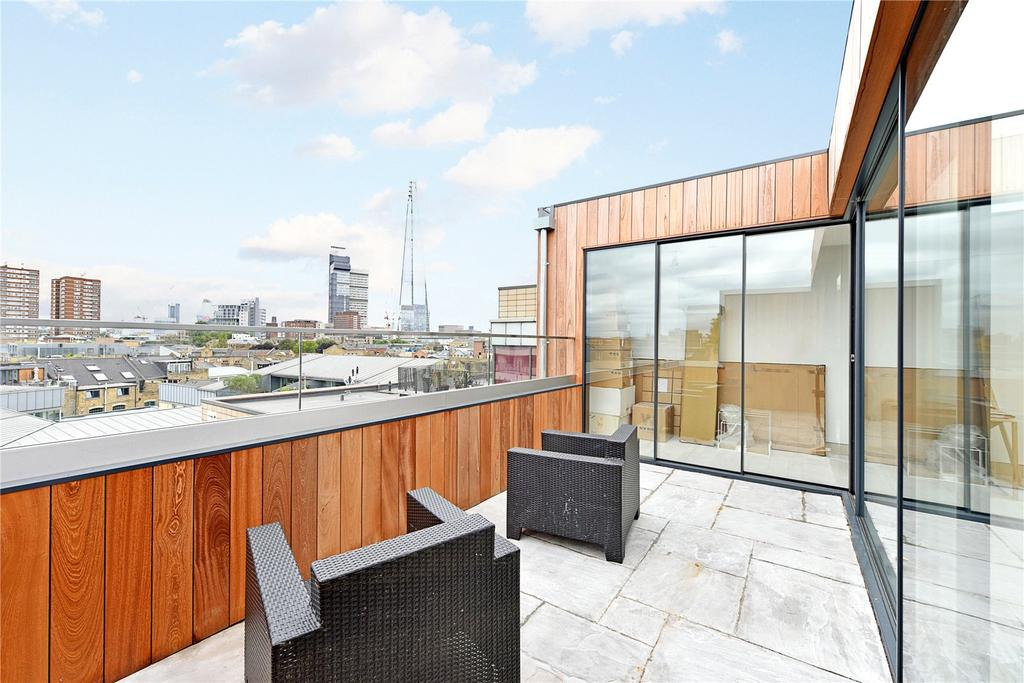 3 Bedrooms Penthouse Flat for sale in Bell Yard Mews, London, SE1