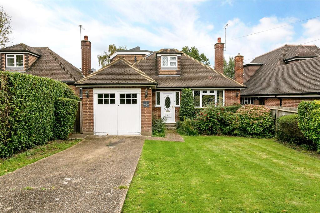 4 Bedrooms Detached Bungalow for sale in New Farm Lane, Northwood, Middlesex, HA6