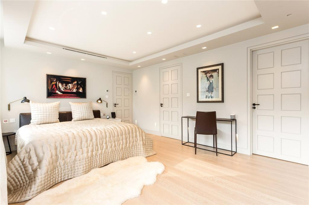 3 Bedrooms House for sale in Chester Close North, London, NW1