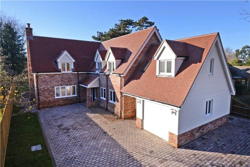 4 Bedrooms Detached House for sale in Elton Park, Hadleigh Road, Ipswich, IP2