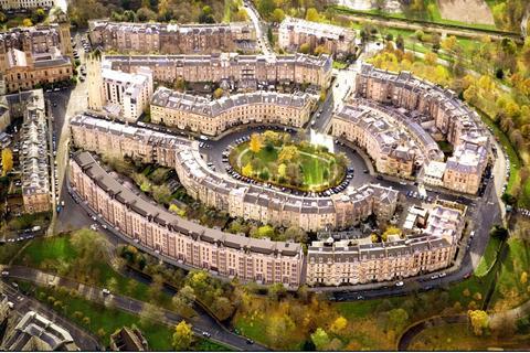 3 bedroom flat for sale - Plot 1 - Park Quadrant Residences, Glasgow, G3