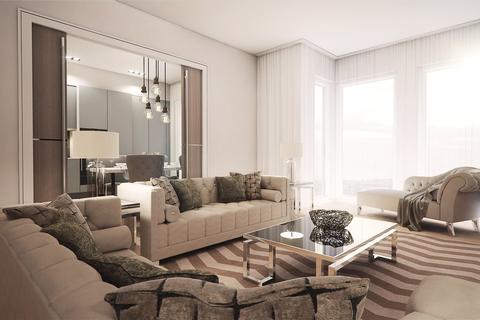 3 bedroom flat for sale - Plot 15 Park Quadrant Residences, Glasgow, G3