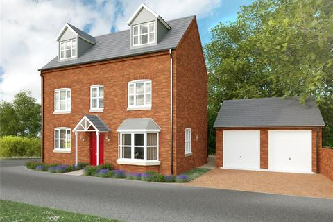 5 bedroom detached house for sale - Wyndham Grange, Melton Mowbray, Leicestershire