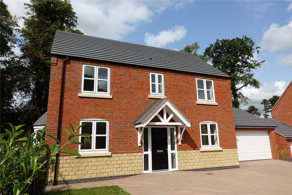 4 Bedrooms Detached House for sale in Wyndham Grange, Melton Mowbray, Leicestershire