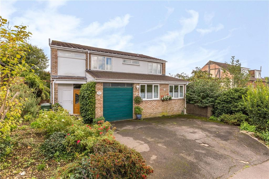 4 Bedrooms Detached House for sale in Bloomfield Road, Harpenden, Hertfordshire