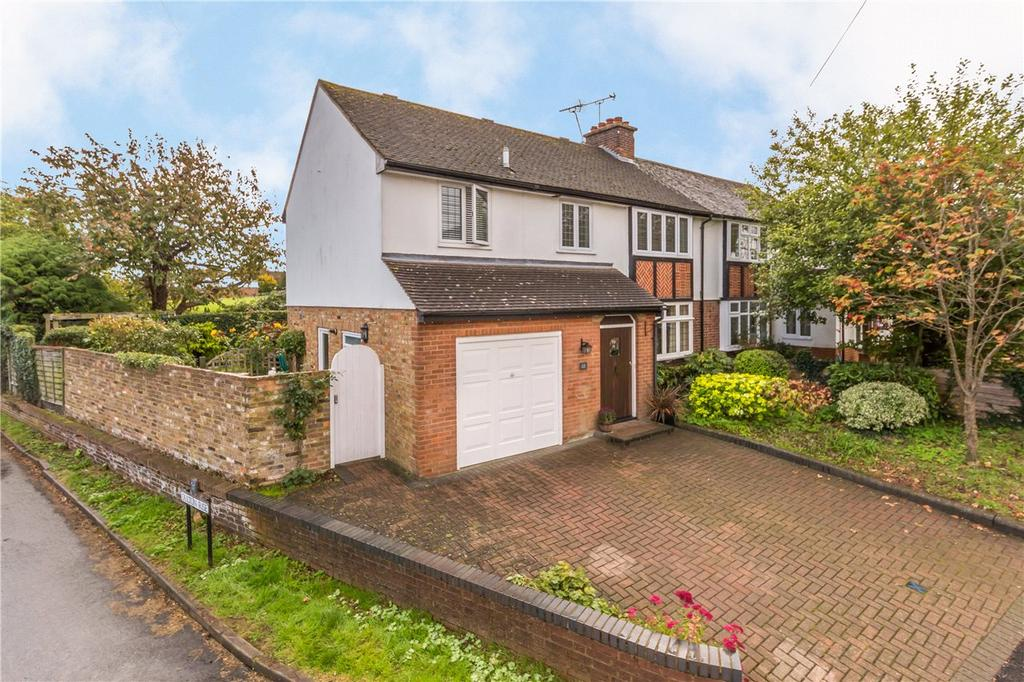 4 Bedrooms Semi Detached House for sale in Ox Lane, Harpenden, Hertfordshire