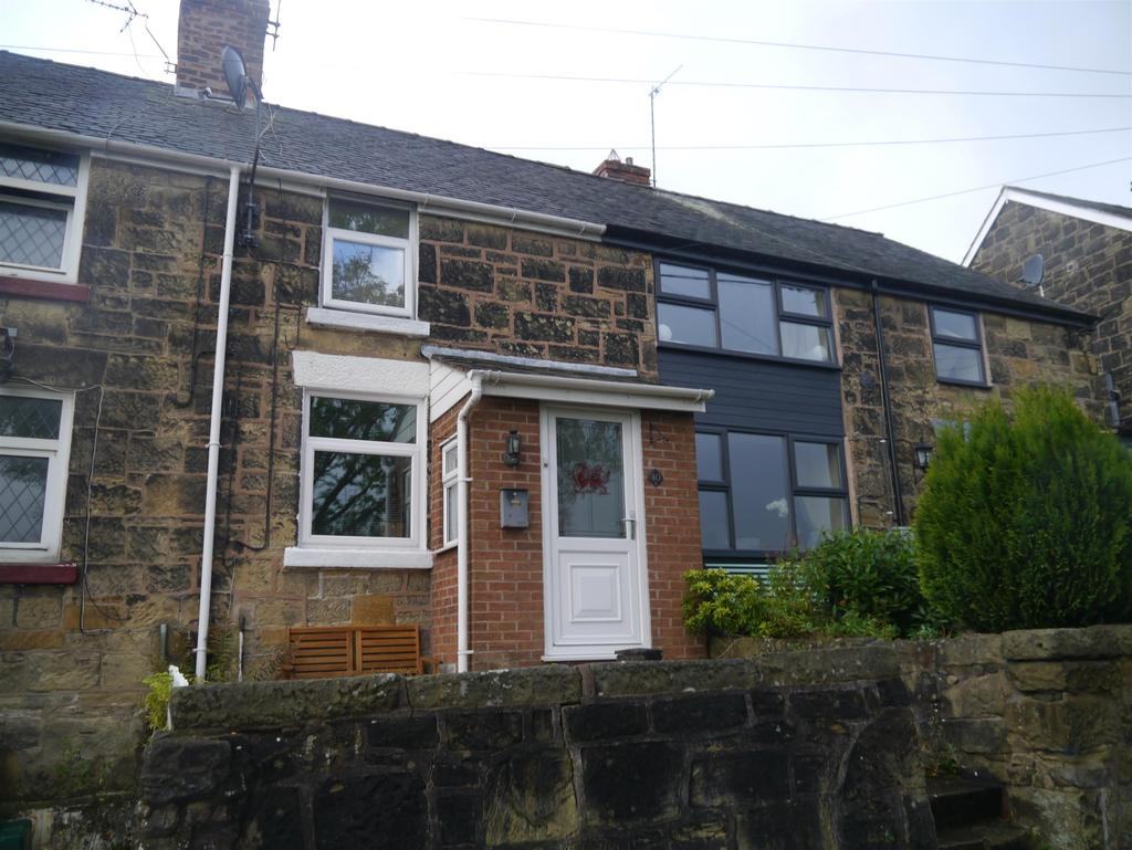 2 Bedrooms Terraced House for sale in Talwrn Road, Coedpoeth, Wrexham, LL11 3PG