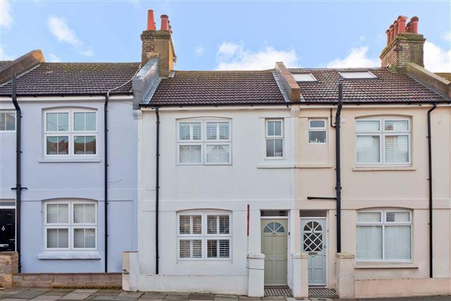 2 Bedrooms Terraced House for sale in Grange Road, Hove