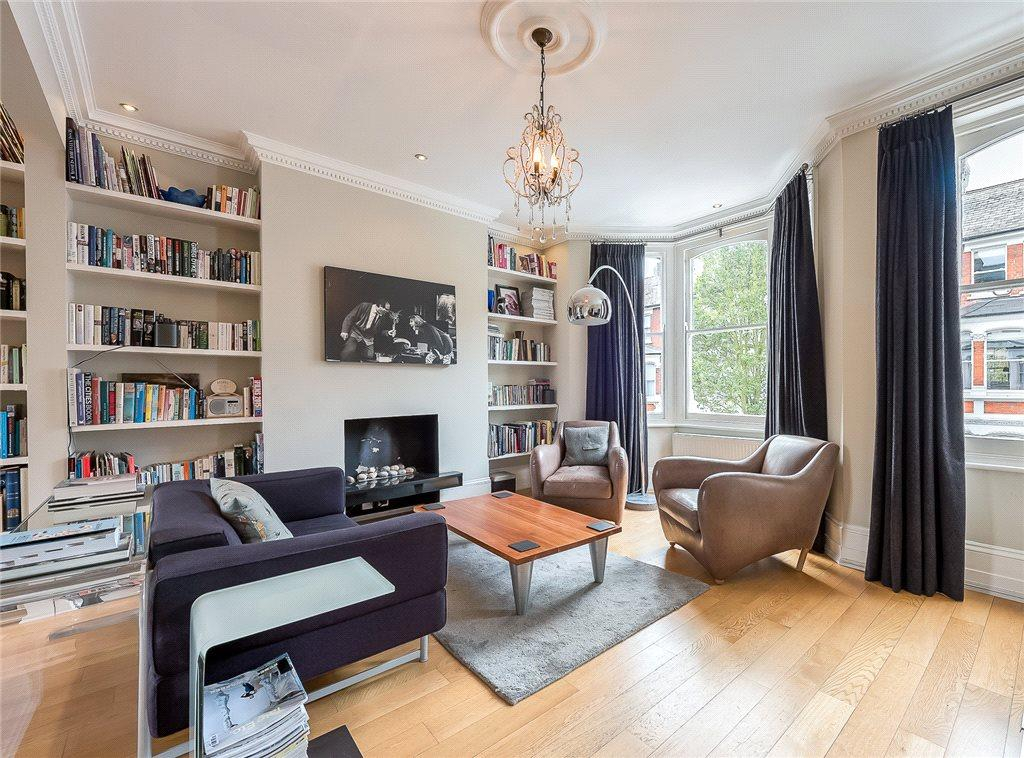3 Bedrooms Maisonette Flat for sale in Calabria Road, London, N5