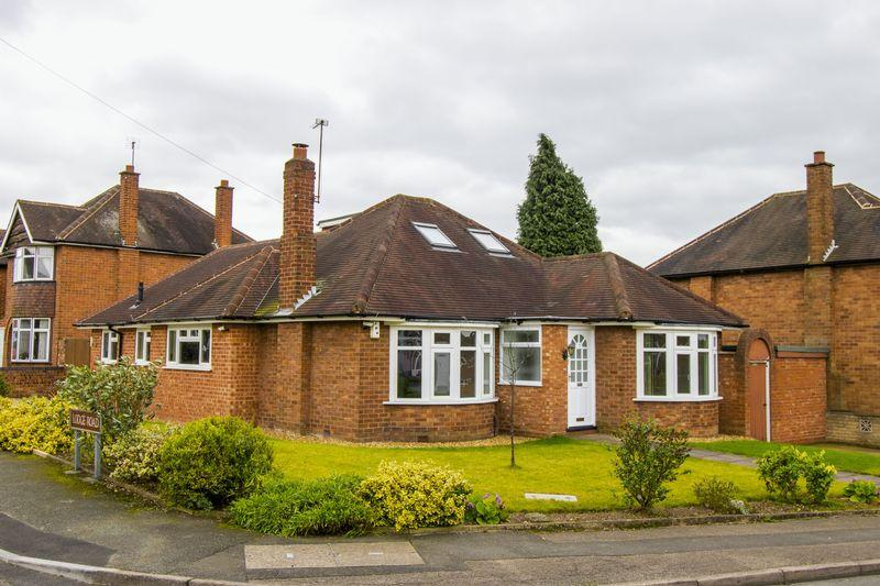 3 Bedrooms Detached Bungalow for sale in Millfield Avenue, Pelsall, Walsall